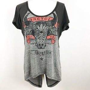 [We the Free] by Free People Biker Graphic Tee